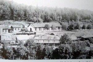 Takto vyzeral areál bane v Badíne, nadšenci ho chceli vzkriesiť