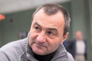 Atletický tréner Pavel Slouka.