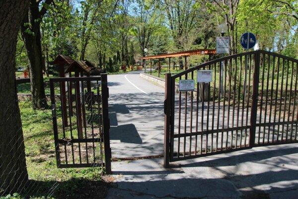 Brány Mestského parku sú opäť otvorené.