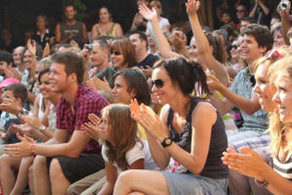 Kremnické gagy patria medzi obľúbené festivaly. Získali prestížnu značku.