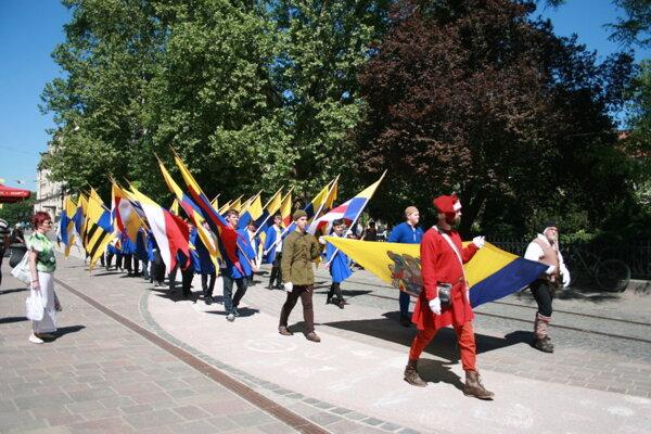 Oslavy Dňa mesta Košice sú zrušené.