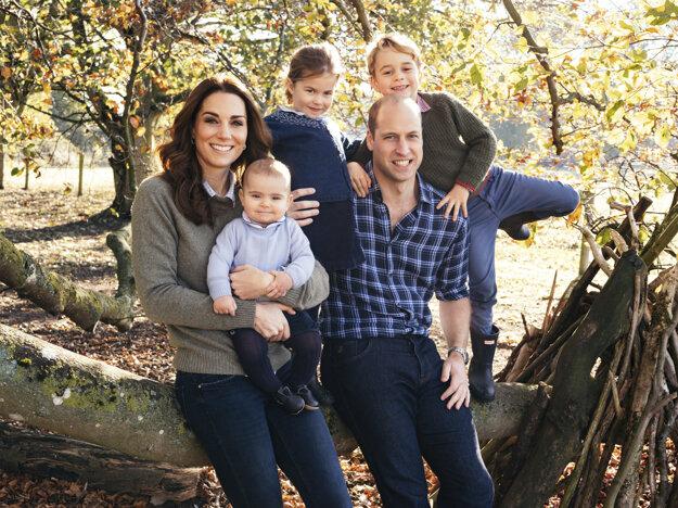 Kráľovská rodina.