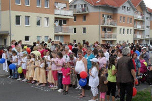 Míľu pre mamu si opäť prejdú aj v Žarnovici a Novej Bani.
