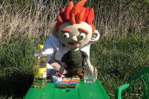 Prvé z tematických videí prichádza od Miroslava Bakuru a Bulleho z Prdiprášku doktora Proktora.