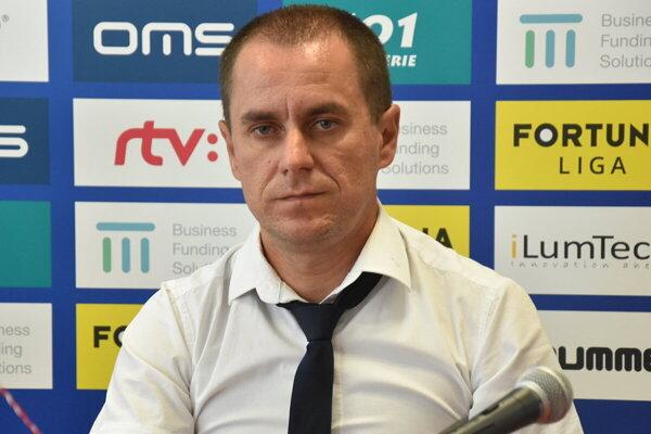 Hráčsky agent Richard Čech.