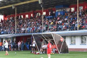Aktuálny štadión ŠKF iClinic Sereď nespĺňa kritéria Fortuna ligy.