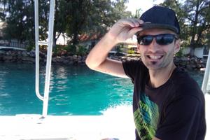 Martina Gluchmana zaviala na Marshallove ostrovy práca i dobrodružstvo.