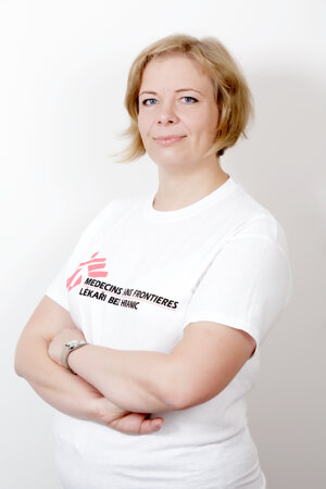 Eva Kušíková.