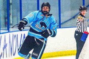 Iveta Klimášová sa v premiérovej sezóne v ženskej NHL predviedla vo výbornom svetle.