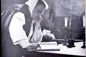 Páter Lexmann bol obetavý a veľmi obľúbený človek.