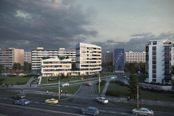 Developer chce začať s výstavbou bytovky už v auguste.