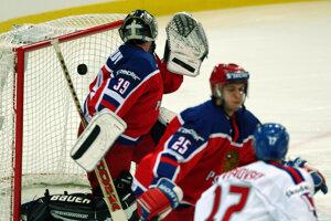 Ľubomír Višňovský a jeho gól vo finále MS v hokeji 2002.