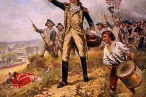 Francúzski vojaci výrazne posilnili americkú armádu.