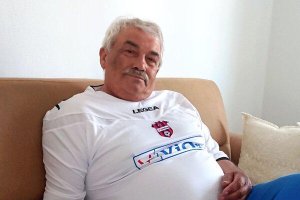 František Kunkel píska už 28 rokov.