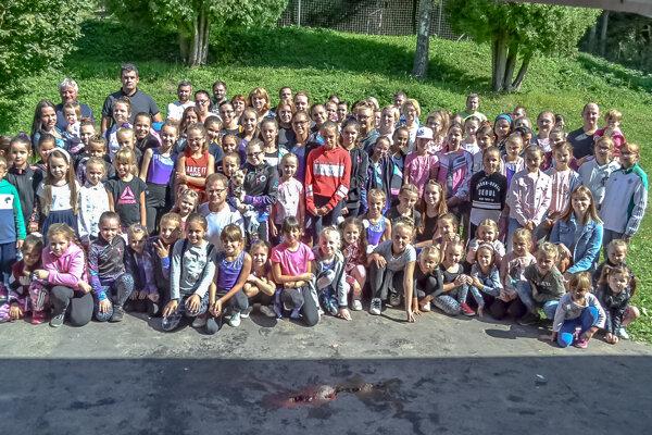 V septembri 2019 oslávili vo Vysokej nad Kysucou, včasti Vyšný Kelčov prvé výročie založenia klubu Gymnastika Kelčov.