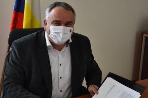 Jozef Lukáč, zástupca predsedu PSK a poslanec NR SR.