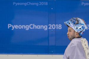 Ján Laco na ZOH 2018 v Pjongčangu.