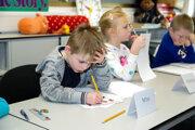 Medzi predškolákmi hľadajú tých, ktorí majú vycibrené logické myslenie.