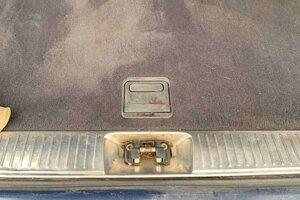Stopy krvi v kufri auta, v ktorom po vražde prevážali obeť.