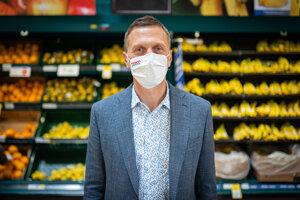 Martin Kuruc hovorí, že dopyt zákazníkov počas krízy podlieha silným výkyvom.