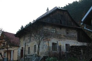Aj tento banícky dom je minulosťou.