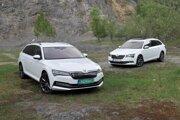Škoda Superb iV a Škoda Superb 2.0 TDI