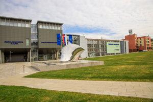 Žilinská univerzita v Žiline.