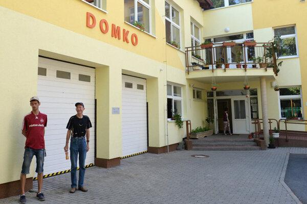 Nové zariadenie otvoria vedľa Domova sociálnych služieb Domko.