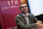 Ivan Kotuliak, dekan Fakulty informatiky a informačných technológií  Slovenskej technickej univerzity.
