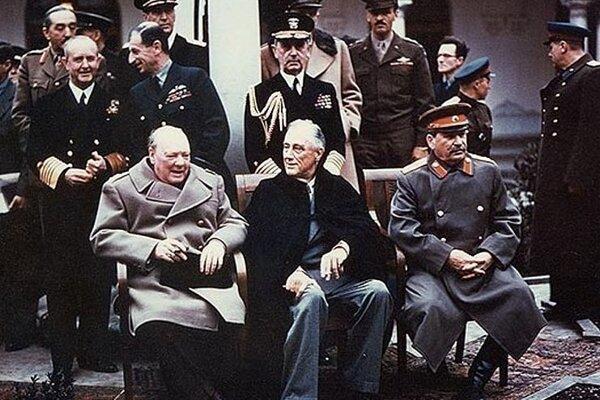 Jalta 1945.