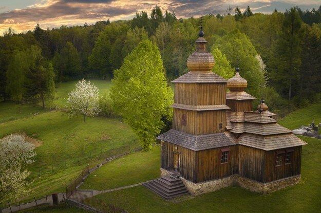Dobroslava - Chrám sv. Paraskevy