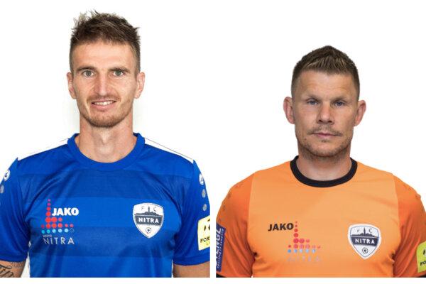 Pavol Farkaš a Martin Kuciak dnes nečakane skončili v FC Nitra.