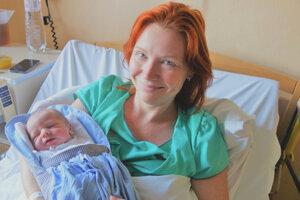 Malý Vilko sa narodil 25. júna o 5. hodine ráno.