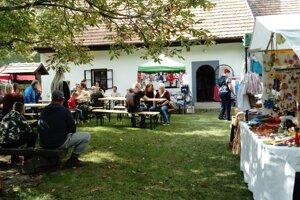 Farmárske nedele v Bohuniciach.