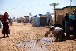 Situácia v Sýrii je alarmujúca.
