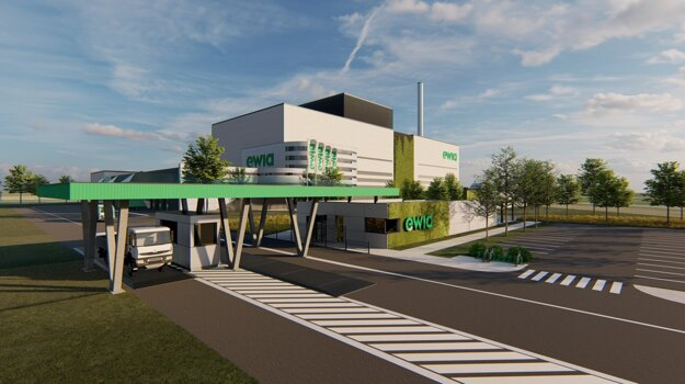 Centrum cirkulárnej ekonomiky ewia a.s. ktorého súčasťou je aj ZEVO je inšpirované aj Circular Economy Village vo Fínsku.