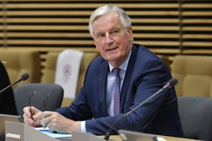 Michel Barnier, hlavný vyjednávač EÚ pre brexit.