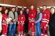 Nemocnica dobrovoľníkom za ich prácu poďakovala.
