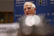 Šéf diplomacie Európskej únie Josep Borrell.