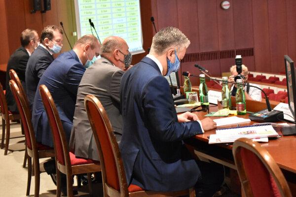Vedenie košickej župy nemá podporu poslancov pre svoje návrhy.