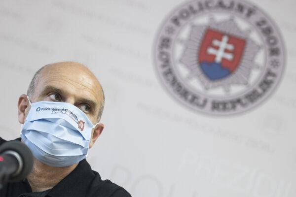 Bývalý prezident Policajného zboru Milan Lučanský