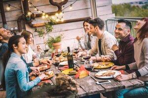 Sýtosť jedla a telo vína by mali byť v rovnováhe.