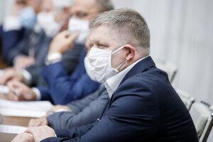Robert Fico počas rokovania parlamentu. Bratislava, 7. júl 2020.