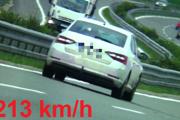 Vodič tohto auta zaplatil 800-eurovú pokutu.