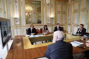 Srbsko a Kosovo rokovali o usporiadaní vzťahov.