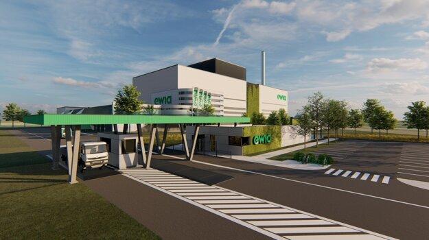 ZEVO v okrese Trnava bude súčastou Centra cirkulárnej ekonomiky, ktoré kopíruje najnovšie technologické a ekologické trendy z vyspelých krajín EÚ.