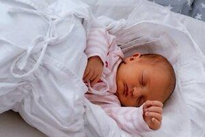 Timea Jachymová z Nitrianskeho Pravna sa narodila 20. mája v Bojniciach