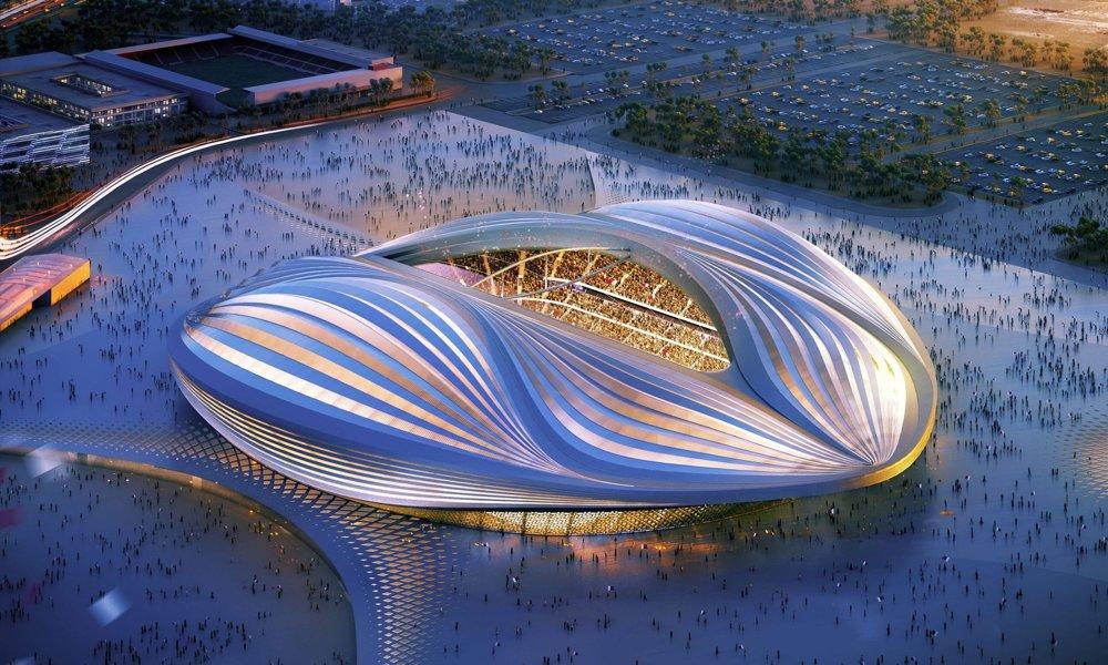 Štadión Svetového pohára v Katare.