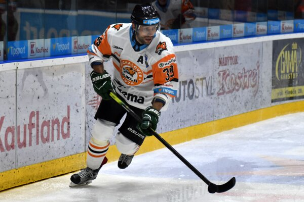 Skúsený obranca Daniel Hančák strávil posledných päť sezón v Michalovciach.