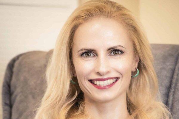 Psychologička Lucia Vargová Ištvaniková.